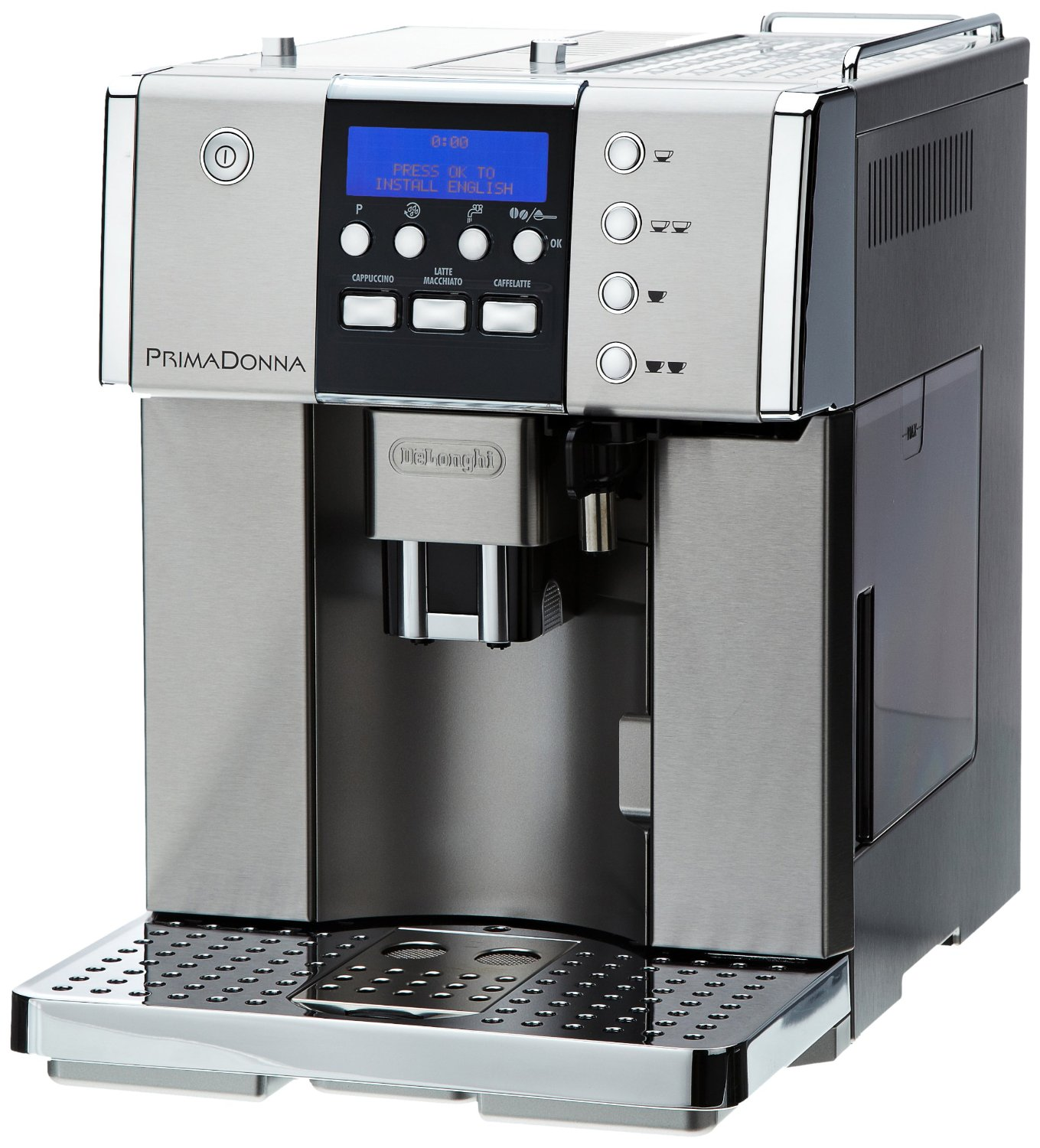 5 best small automatic coffee machines. Black Bedroom Furniture Sets. Home Design Ideas