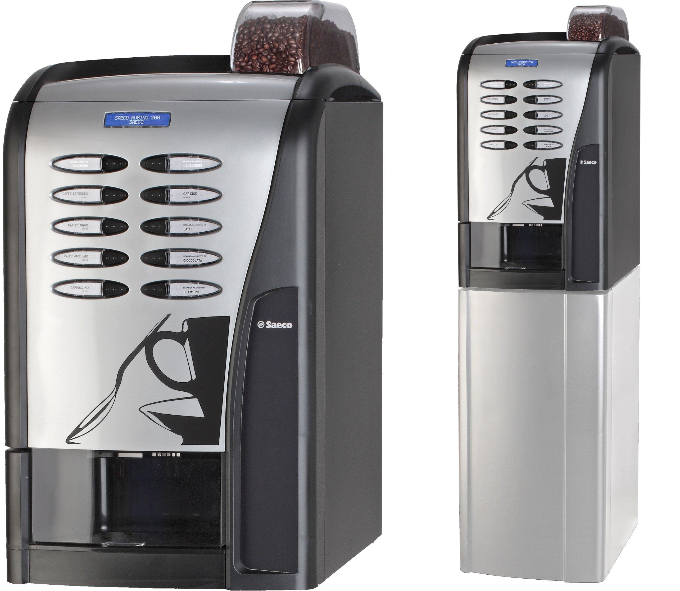 saeco vending coffee machine