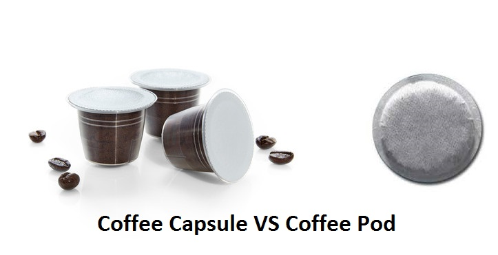 Pod Coffee Makers Vs Drip : Capsule Coffee Machines