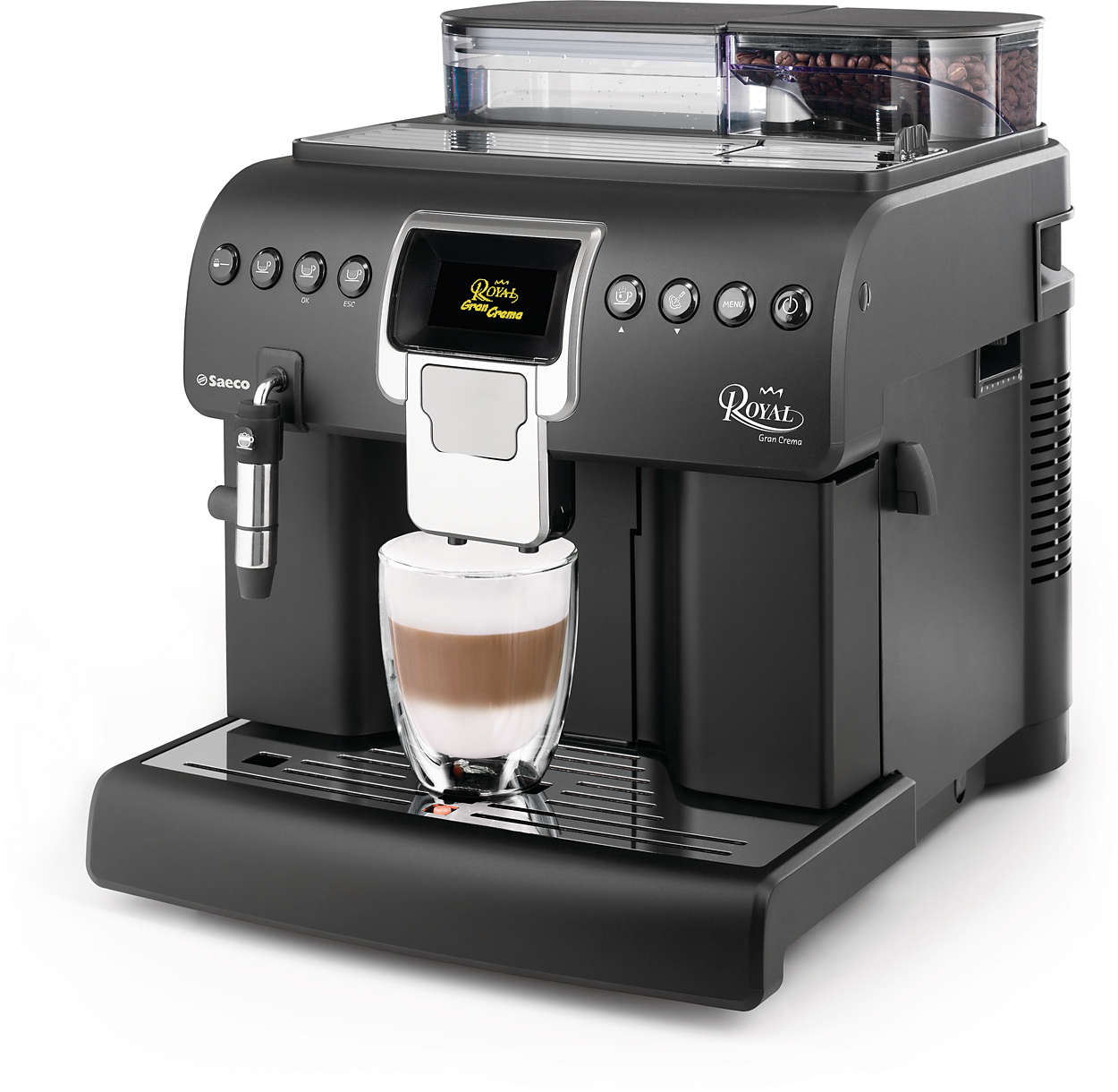 Saeco Coffee Maker Reviews Ratings : Saeco Automatic Coffee Machines - South Africa s Brand History and Product Reviews